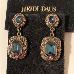 Heidi Daus earrings